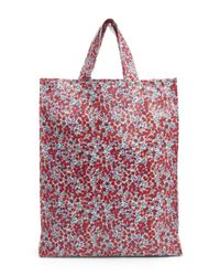 Liberty | Red Portrait Bag | Lyst