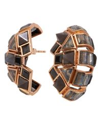 Nak Armstrong | Pink Gold Ear Cuff | Lyst
