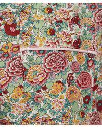 Liberty - Pink Elysian Short Cotton Pyjama Set - Lyst