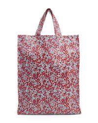 Liberty - Red Portrait Bag - Lyst