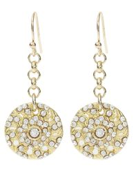 Lulu Frost | Metallic Journey Earrings | Lyst