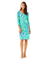 Lilly Pulitzer | Green Kenzie Dress | Lyst
