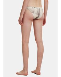 Elliss - Natural Nu Pants In Beige - Lyst