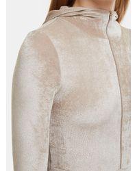 Baserange - Natural Hanifa Hooded Body In Beige - Lyst