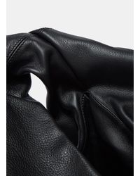 J.W.Anderson - Black Twist Leather Shoulder Bag - Lyst