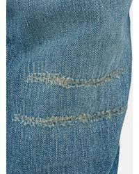 Saint Laurent | Blue Slim Fit Jeans for Men | Lyst