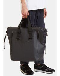 Snow Peak   Men's Dry Waterproof Tote Bag In Black   Lyst