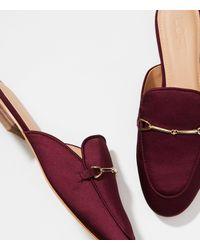 LOFT - Multicolor Loafer Slides - Lyst