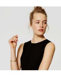 LOFT - Black Tall Paneled Sheath Dress - Lyst