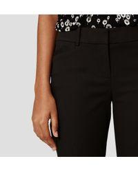 LOFT - Black Petite Isla Pants - Lyst