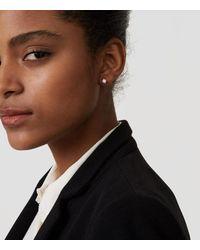 LOFT | Metallic Marbleized Stud Earring Set | Lyst