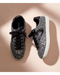 LOFT - Black Tretorn Camden 5 Sneakers - Lyst