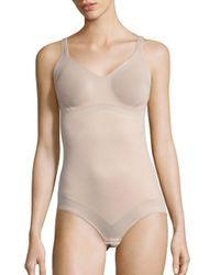 Tc Fine Intimates   Natural Firm Control Bodybriefer   Lyst