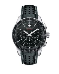 Movado | Black Series 800 Chronograph Watch for Men | Lyst