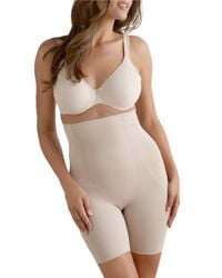Miraclesuit | Natural Hi-waist Thigh Slimmer | Lyst