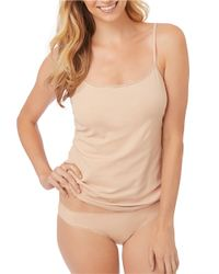On Gossamer | Metallic Shelf Cami Top | Lyst