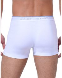 2xist | White 3 Pack Essential Boxer Brief Set for Men | Lyst