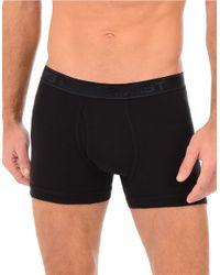 2xist | Black Pima Cotton Boxer Briefs for Men | Lyst