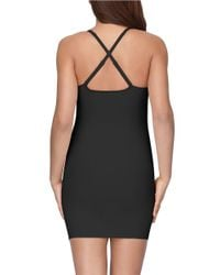 Yummie By Heather Thomson - Black Basic Layers Andrea Slip - Lyst