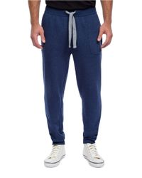 2xist | Blue Cotton-blend Sweatpants for Men | Lyst