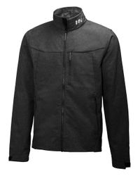 Helly Hansen | Black Paramount Softshell Jacket for Men | Lyst