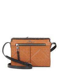 Nanette Lepore   Multicolor Highland Park Leather Crossbody   Lyst