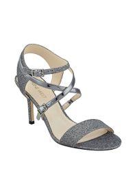 Nine West | Natural Gypsee Sandals | Lyst