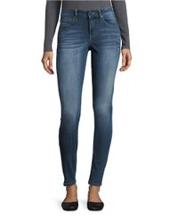 William Rast | Blue Skyfall Skinny Jeans | Lyst