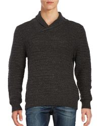 Tommy Bahama | Multicolor Textured Cotton-blend Sweater for Men | Lyst