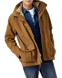 Timberland | Multicolor Quilted Zip-front Jacket for Men | Lyst