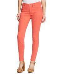Jessica Simpson | Multicolor Kiss Me Super-skinny Pants | Lyst