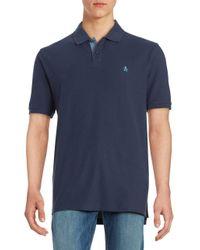 Original Penguin | Blue Daddy O Polo Shirt for Men | Lyst