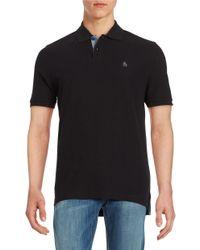 Original Penguin   Black Daddy O Polo Shirt for Men   Lyst