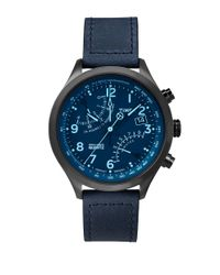 Timex | Blue Mens Intelligent Quartz Fly Back Chronograph Watch for Men | Lyst