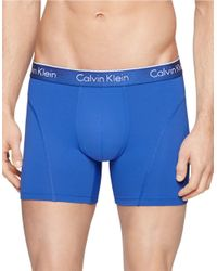 Calvin Klein - Blue Air Fx Boxer Briefs - Lyst