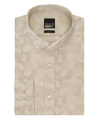 William Rast | Natural Slim Fit Camouflage Dress Shirt for Men | Lyst