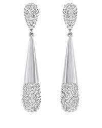 Swarovski - Metallic Cypress Drop Earrings - Lyst