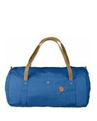 Fjallraven | Blue Number-4 Large Duffel Bag for Men | Lyst