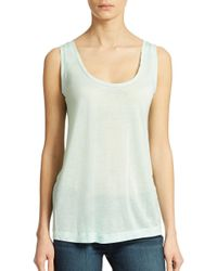French Connection | Multicolor Polly Plains Tank Top | Lyst