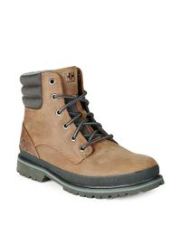 Helly Hansen | Brown Gataga Leather Boots for Men | Lyst