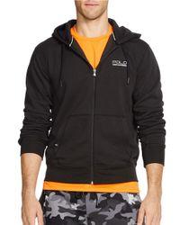 Polo Ralph Lauren   Black Fleece Hoodie for Men   Lyst
