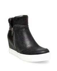 Steve Madden | Black Linqsp High Top Sneakers for Men | Lyst