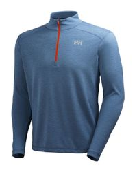 Helly Hansen | Blue Vtr Active Pullover for Men | Lyst