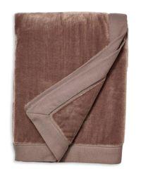 Ugg - Brown Duffield Throw Blanket - Lyst