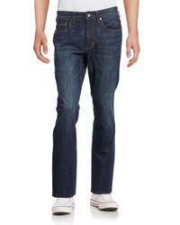 Tommy Bahama - Blue Vintage Slim Dark Wash Jeans for Men - Lyst