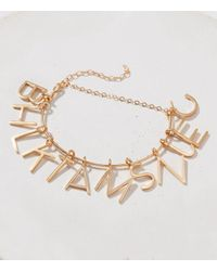 Lou & Grey - Metallic Thatch Lisa Bracelet - Lyst