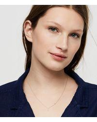 Lou & Grey | Metallic Tai Jewelry Wishbone Necklace | Lyst