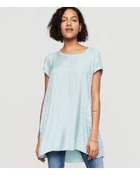 Lou & Grey - Green Cp Shades Elodie Tunic - Lyst