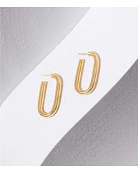 Lou & Grey - Metallic Machete Maya Earrings - Lyst