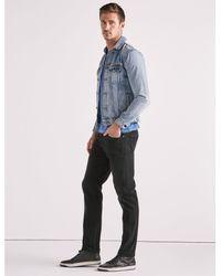 Lucky Brand Blue Mckinney Denim Jacket for men
